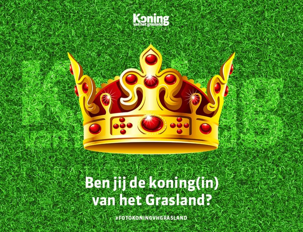 Winnares fotowedstrijd Koning van het Grasland