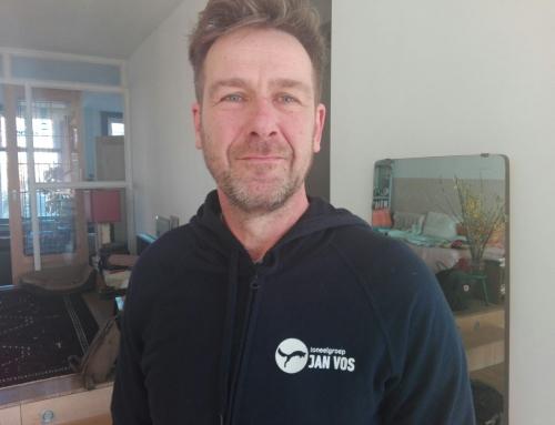 Dirk Broer hoofd productie Toneelgroep Jan Vos