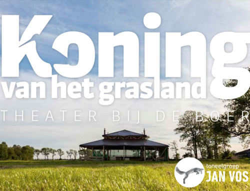 Kom kijken! Randprogramma Koning van het Grasland